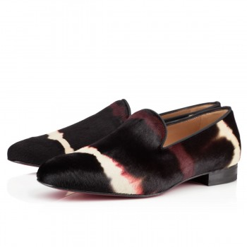 Replica Christian Louboutin Henri Loafers Rouge Imperial Cheap Fake Shoes