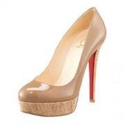 Replica Christian Louboutin Bianca 120mm Platforms Corde Cheap Fake Shoes