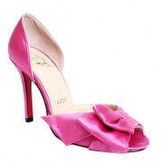 Replica Christian Louboutin Anemone 120mm Special Occasion Pink Cheap Fake Shoes