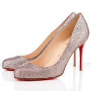 Replica Christian Louboutin Fifi 80mm Pumps Multicolor Cheap Fake Shoes