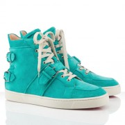 Replica Christian Louboutin Mickael Sneakers Caraibes Cheap Fake Shoes