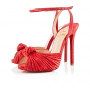 Replica Christian Louboutin Hot Grey 120mm Sandals Rose Paris Cheap Fake Shoes