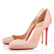 Replica Christian Louboutin Corneille 100mm Pumps Pink Cheap Fake Shoes