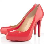 Replica Christian Louboutin Rolando 120mm Pumps Rose Paris Cheap Fake Shoes