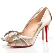 Replica Christian Louboutin Matrinana 100mm Special Occasion Alba Cheap Fake Shoes