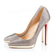 Replica Christian Louboutin Pigalle Plato 120mm Pumps Multicolor Cheap Fake Shoes