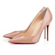 Replica Christian Louboutin Completa 100mm Pumps Nude Cheap Fake Shoes