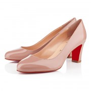 Replica Christian Louboutin Mistica 60mm Pumps Nude Cheap Fake Shoes