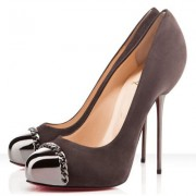 Replica Christian Louboutin Metalipp 120mm Pumps Africa Cheap Fake Shoes