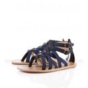 Replica Christian Louboutin Nuria Uomo Sandals Natural Cheap Fake Shoes