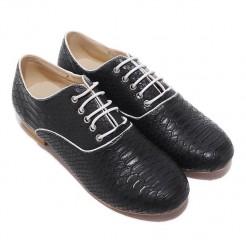 Replica Christian Louboutin Alfredo Loafers Black Cheap Fake Shoes