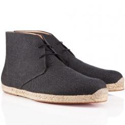 Replica Christian Louboutin Cadaques Sandals Grey Cheap Fake Shoes