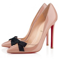 Replica Christian Louboutin Love Me 120mm Pumps Nude Cheap Fake Shoes