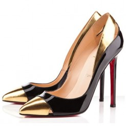 Replica Christian Louboutin Duvette 120mm Pumps Black Cheap Fake Shoes