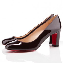 Replica Christian Louboutin Mistica 60mm Pumps Black Cheap Fake Shoes