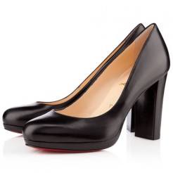 Replica Christian Louboutin Grapi 120mm Pumps Black Cheap Fake Shoes