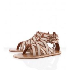 Replica Christian Louboutin Nuria Uomo Sandals Navy Cheap Fake Shoes